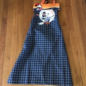 Disney Halloween Totally Bewitching Minnie apron
